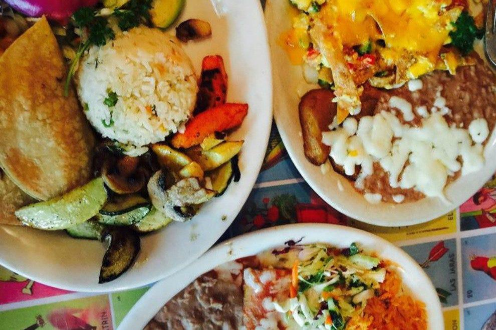 Mias Mexican Restaurant Menu