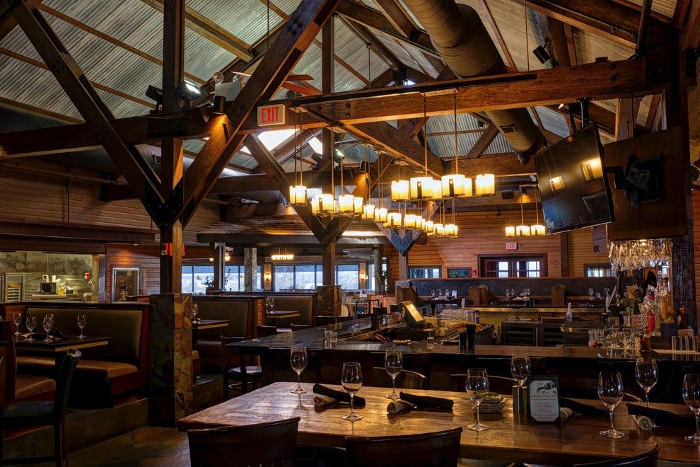 Leoness Cellars Restaurant Menu