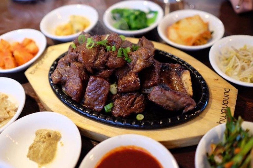 Korea House Orlando Restaurants Review 10best Experts