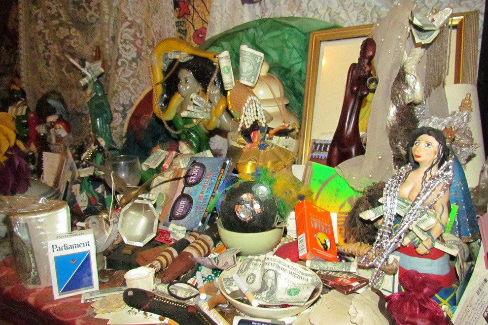 Voodoo Spiritual Temple: New Orleans Shopping Review