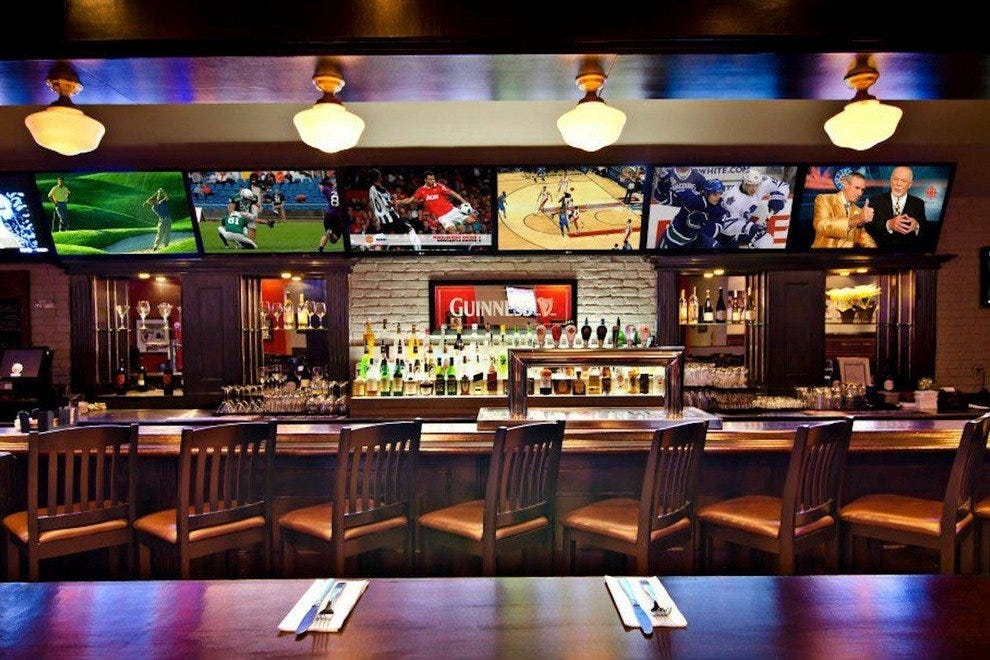 Rally Sports Bar + Smokehouse