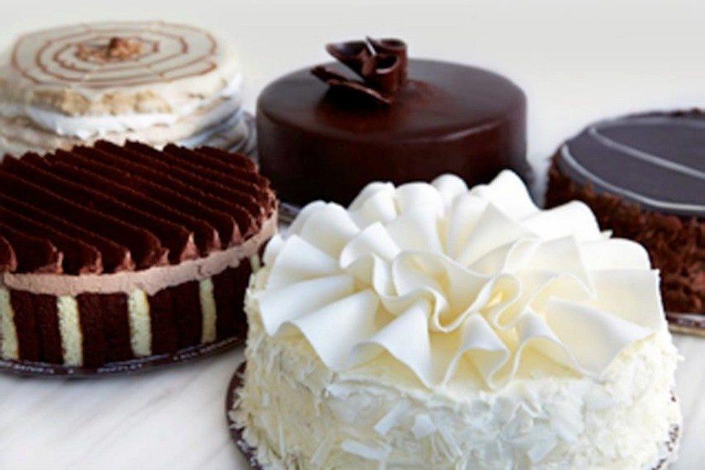 Dufflet Red Velvet Cake