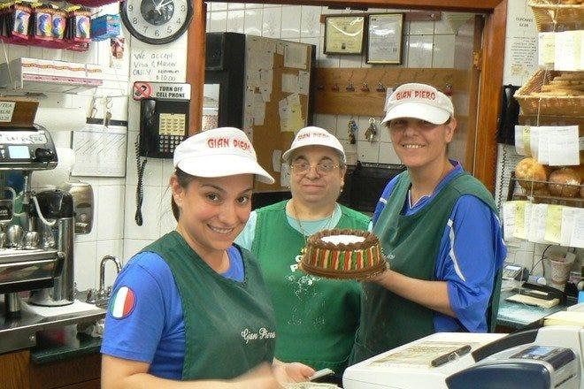 Bakeries in New York