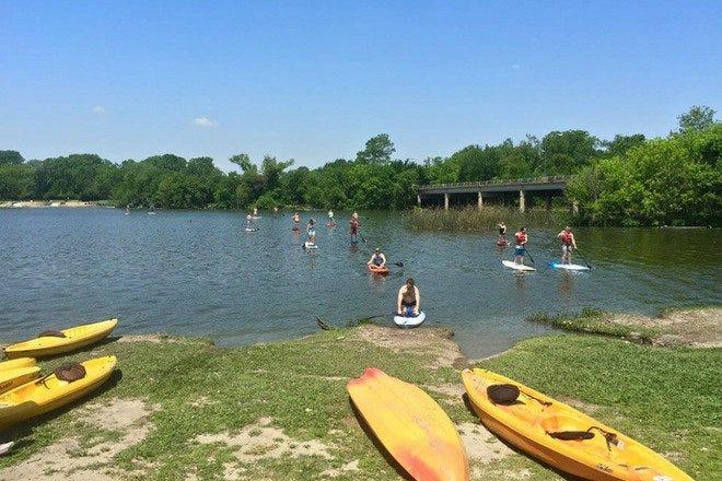 Outdoor Activities in Dallas