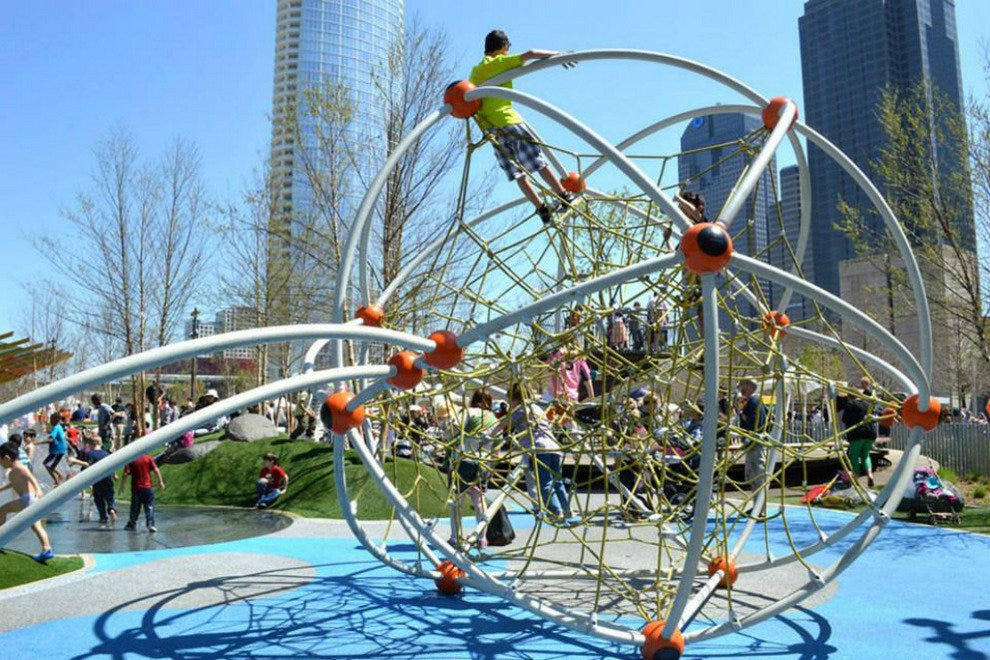 Klyde Warren Park Dallas Attractions Review 10best