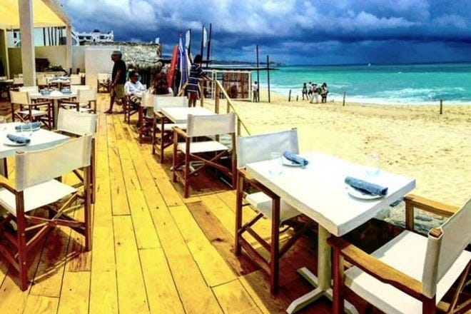 Beach Restaurants In Cabo San Lucas