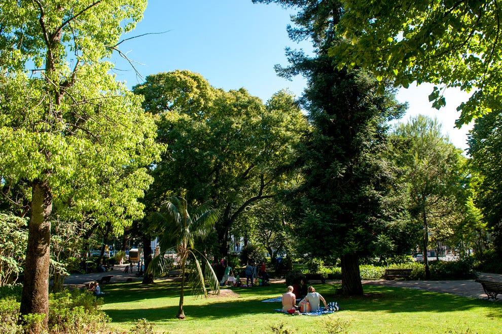 Αποτέλεσμα εικόνας για monsanto forest park lisbon