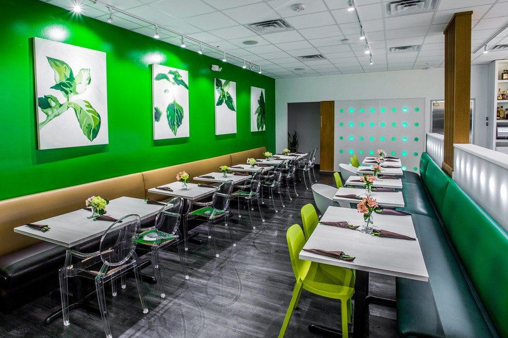 Asian Mint Restaurant 77