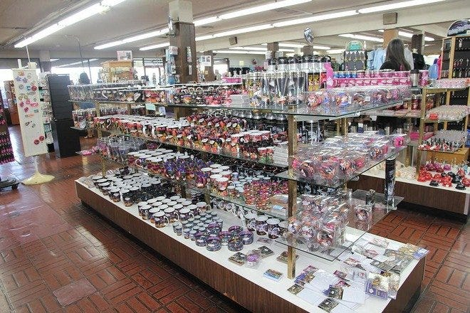 Souvenir Shops in Las Vegas