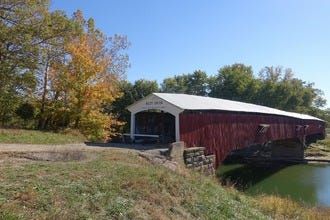 West Union Covered Bridge