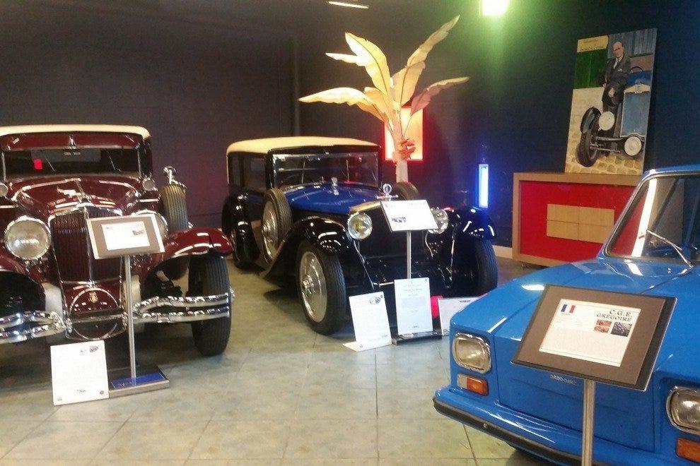 坦帕湾汽车博物馆