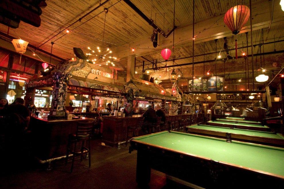 林格勒酒吧
