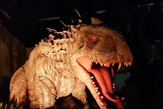 Jurassic World Will Soon Be a Museum Exhibit With Life-Size Animatronic Dinosaurs