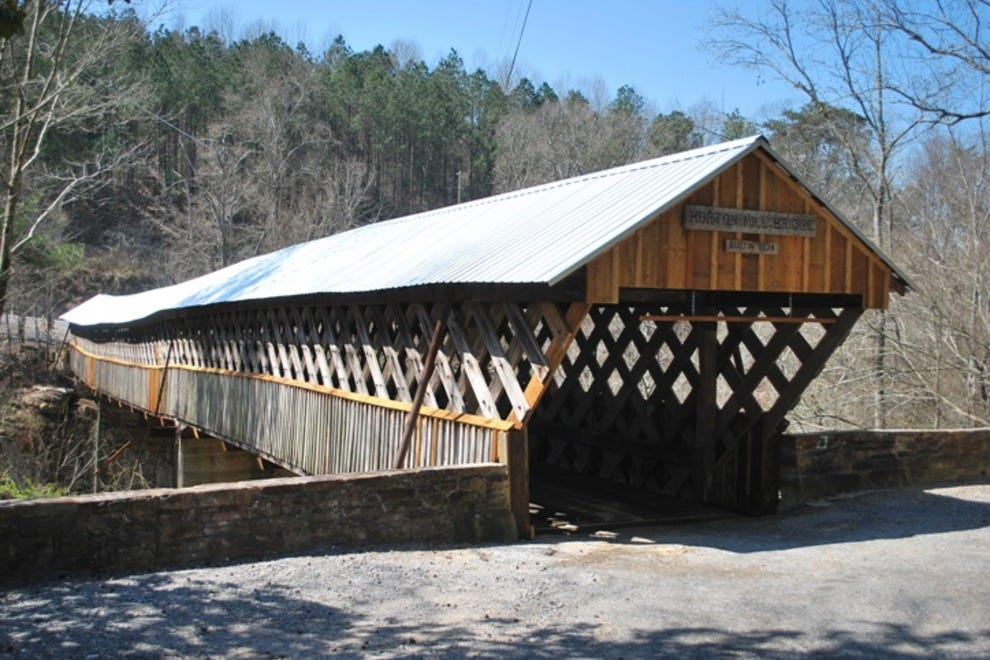 Horton Mill Bridge