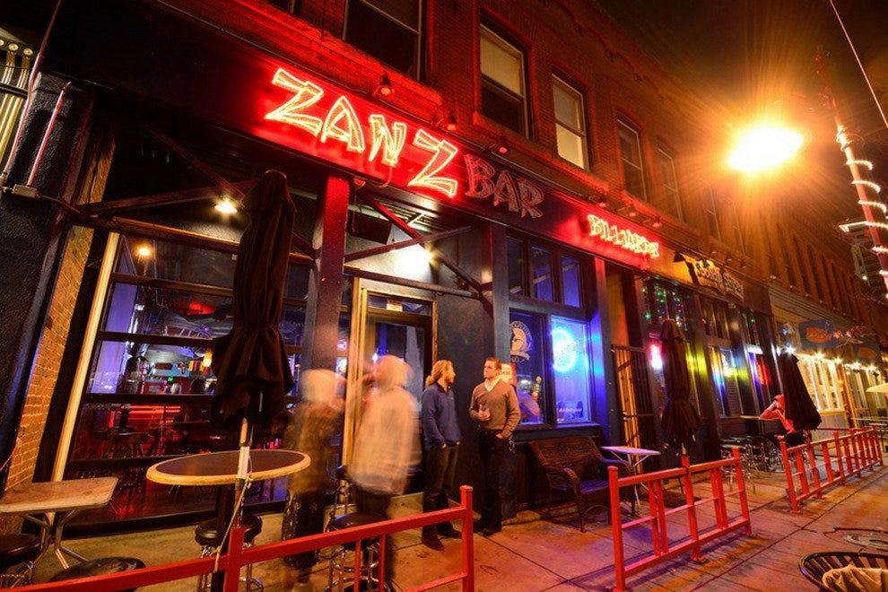 Zanzibar Billiards Club Denver Nightlife Review 10best