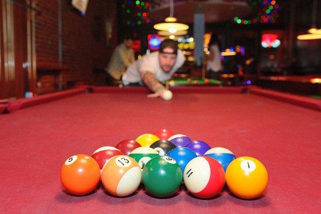 Billiards in Denver