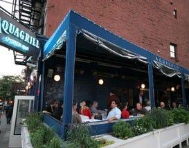 New york seafood restaurants 10best restaurant reviews for American continental cuisine