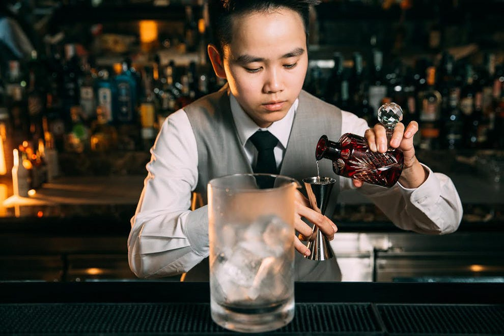"Pailin ""Milk"" Sajjanit of Il Fumo, voted 2016 Southeast Asia's Bartender of the Year"