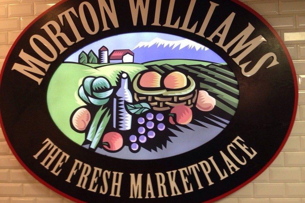 莫顿威廉姆斯超市