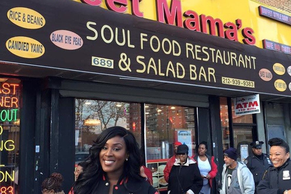 Sweet Mama's Soul Food Restaurant & Salad Bar