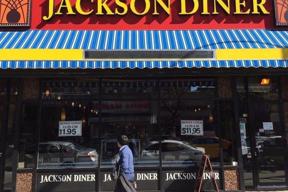 Jackson Diner Jackson Heights New York Restaurants
