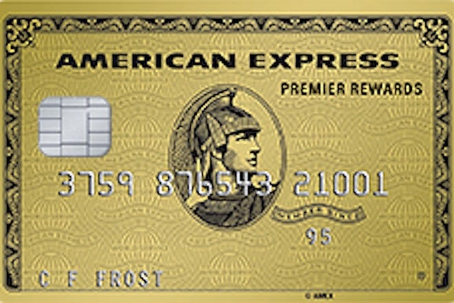 American Express Gold Premier Car Rental