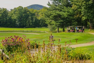 Discover Championship Golf at Lake Placid and Mont-Tremblant - less than two hours from Montreal