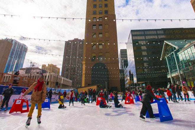 Denver Downtown Rink at Skyline Park