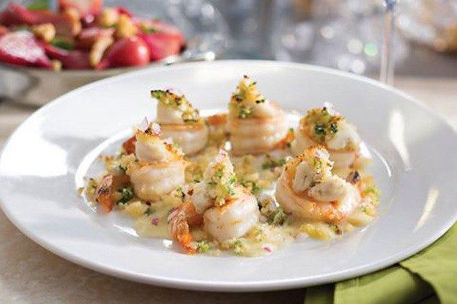 Ed V S Prime Seafood Tampa