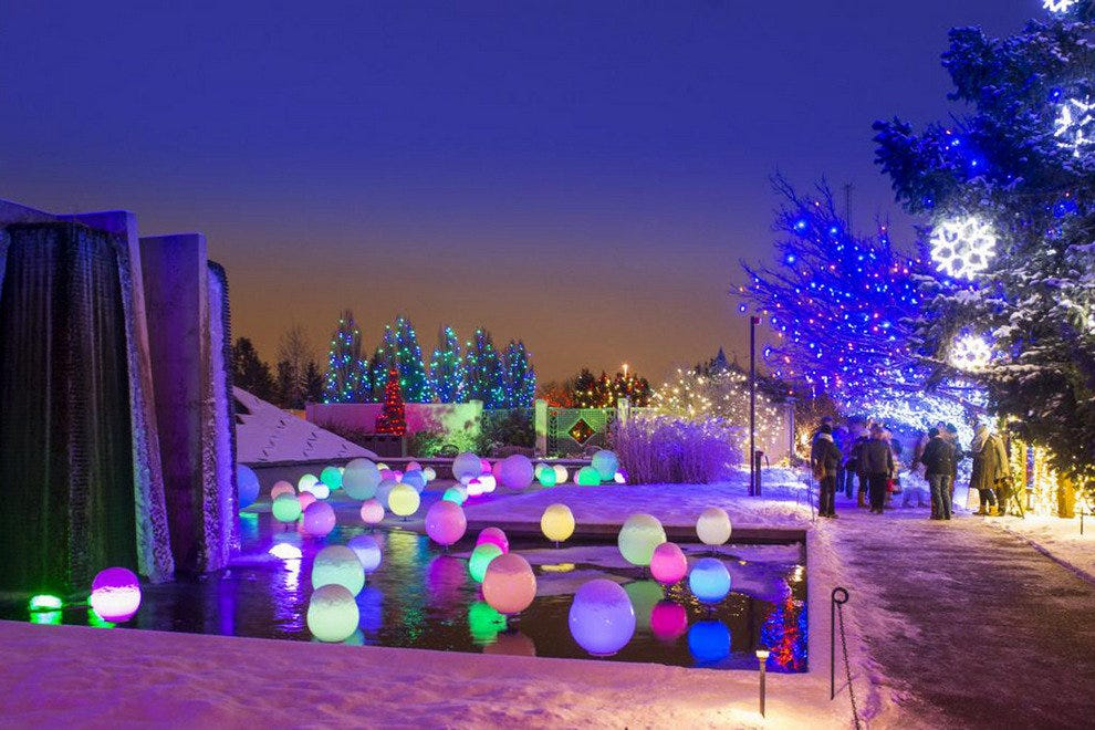 Blossoms Of Light Denver Botanic Gardens Denver Attractions Review 10best Experts And Tourist