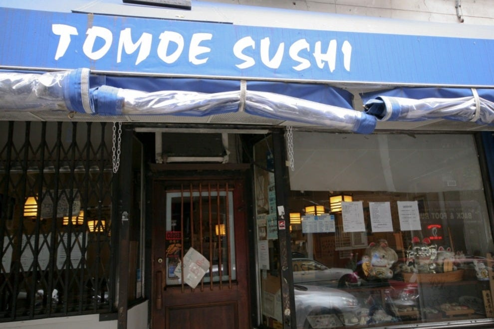 Best Sushi Restaurants In Soho Nyc