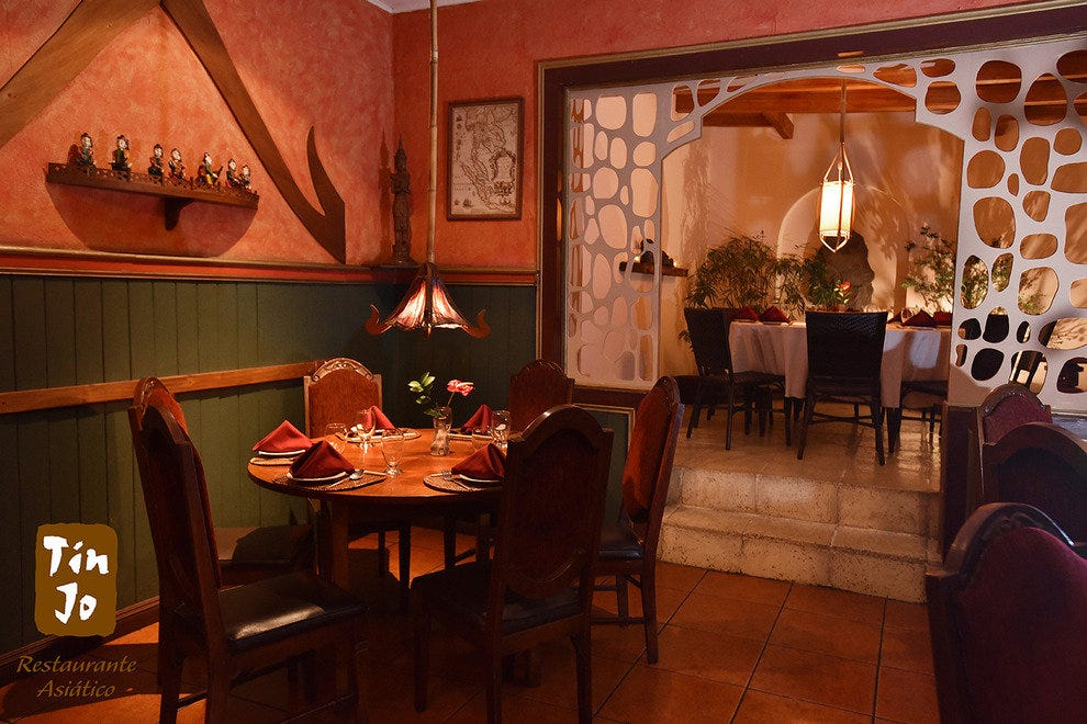 Tin Jo Costa Rica Restaurants Review 10best Experts And