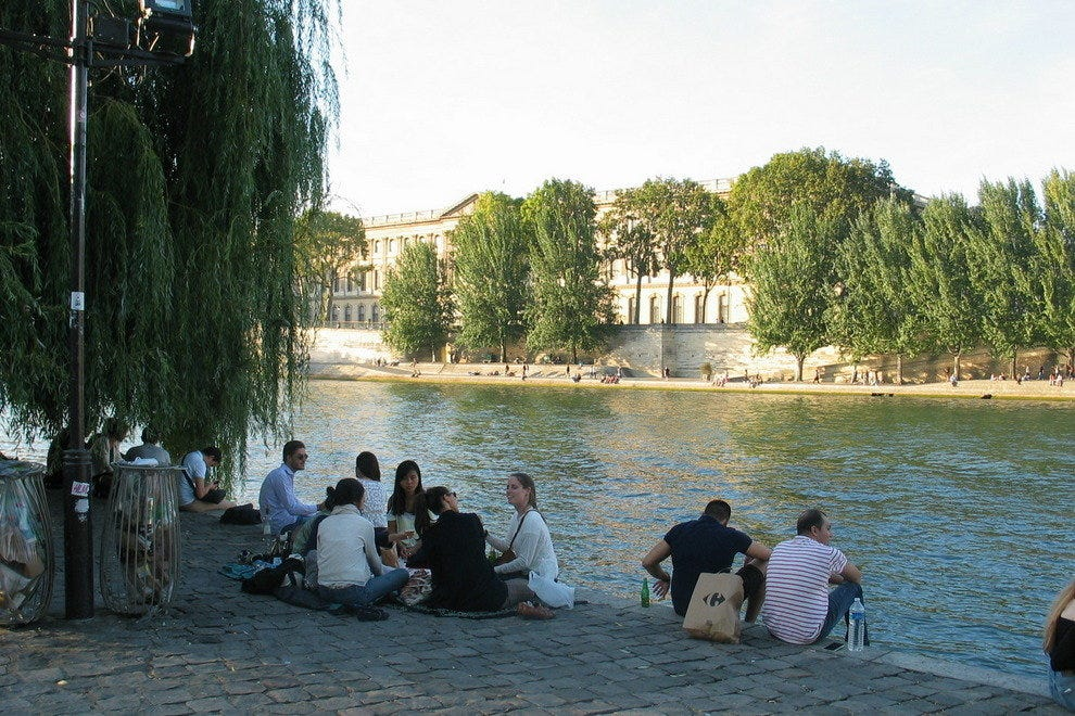 Berges Rive Droite