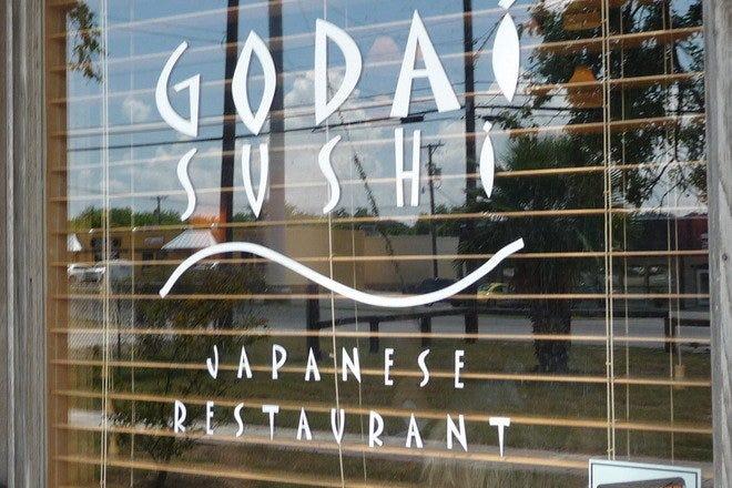 Godai Sushi Bar Japanese Restaurant San Antonio