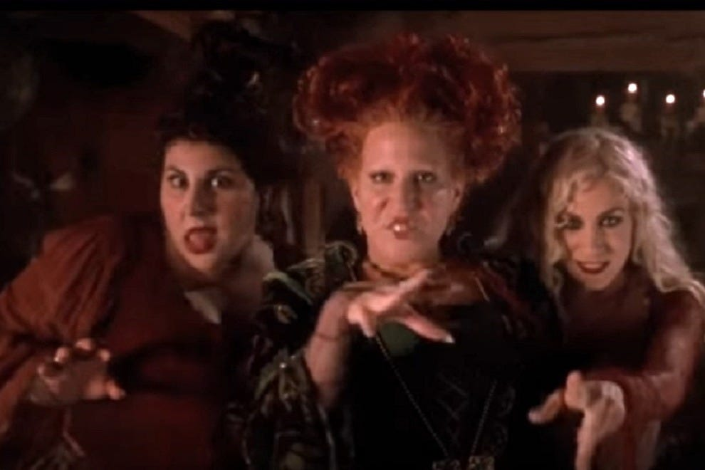 Sisters Behold You Can Actually Visit The Quot Hocus Pocus