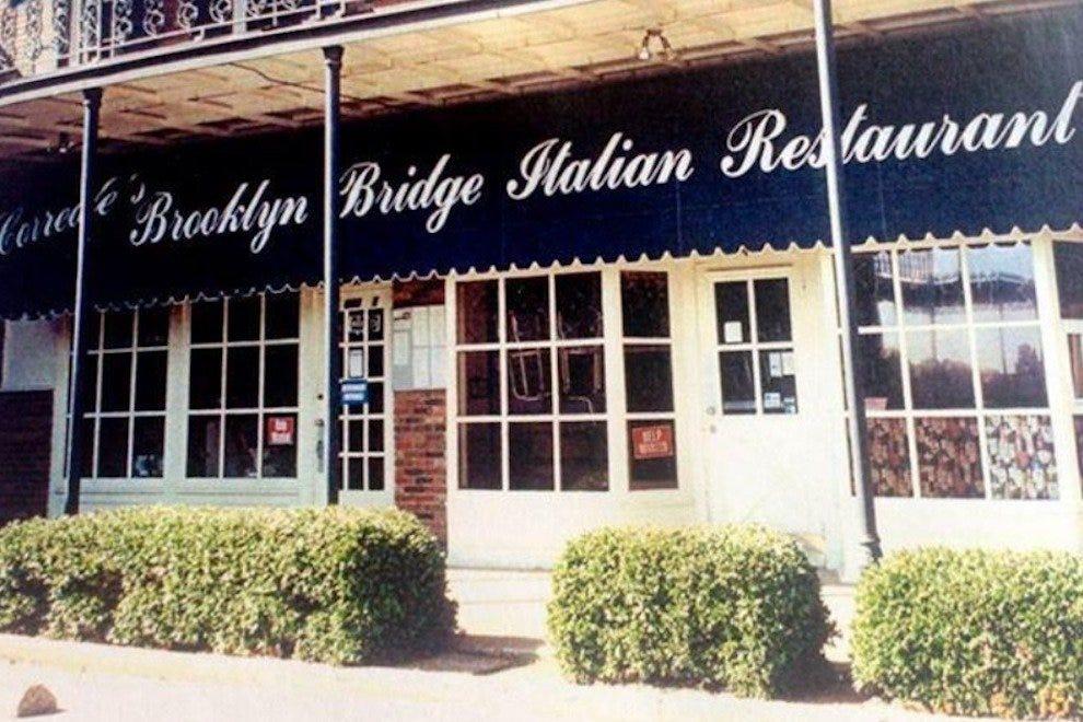 布鲁克林大桥意大利餐厅