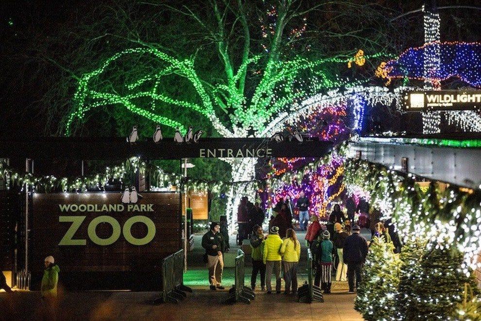 Seattle Christmas Lights