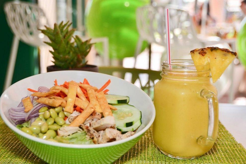 Garden Fresh Cafe