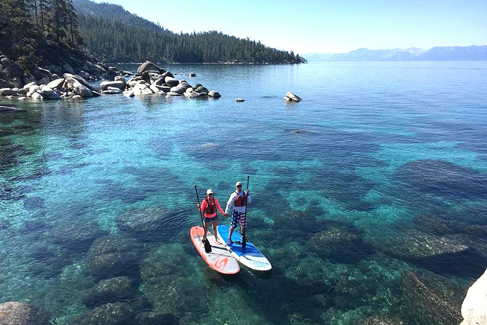 Party City Lake Tahoe