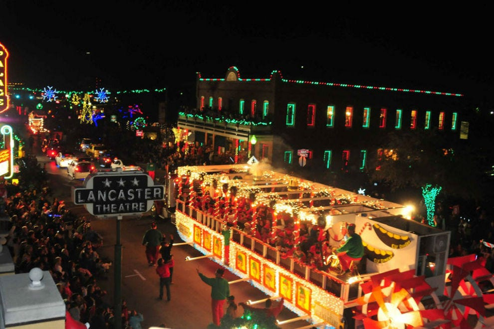 Christmas in Grapevine, the Christmas Capital of Texas