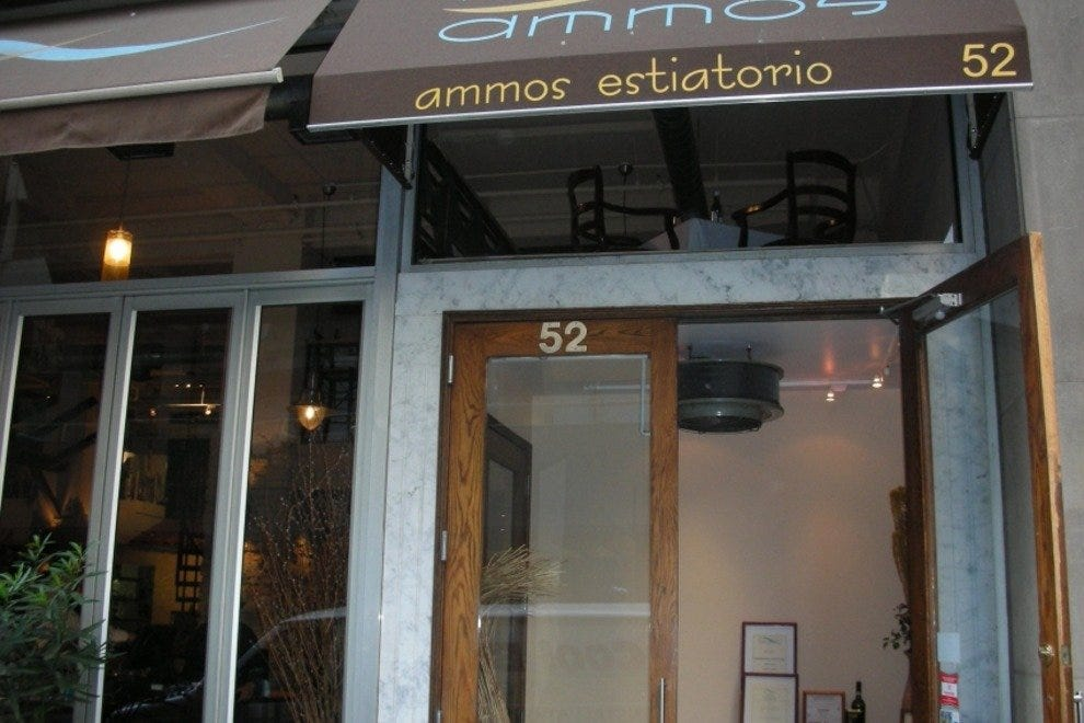 Ammos estiatorio new york restaurants review 10best for Amy ruth s home style southern cuisine