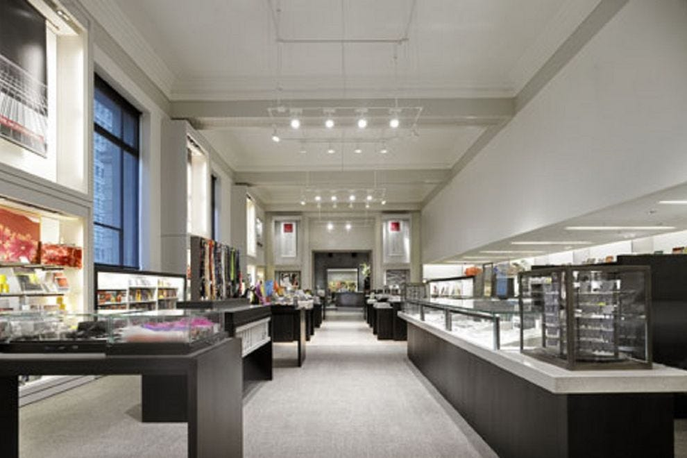 The Museum Shop of the Art Institute