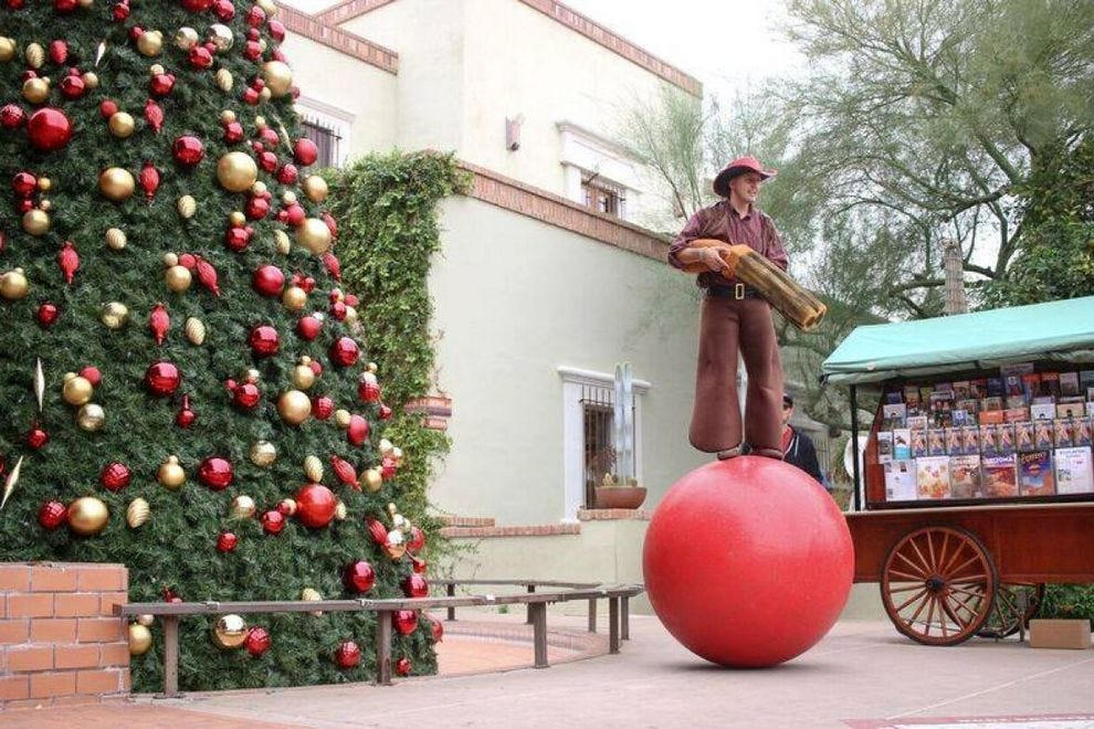 Christmas Shows In Philadelphia 2019.Things To Do In December Attractions In Scottsdale
