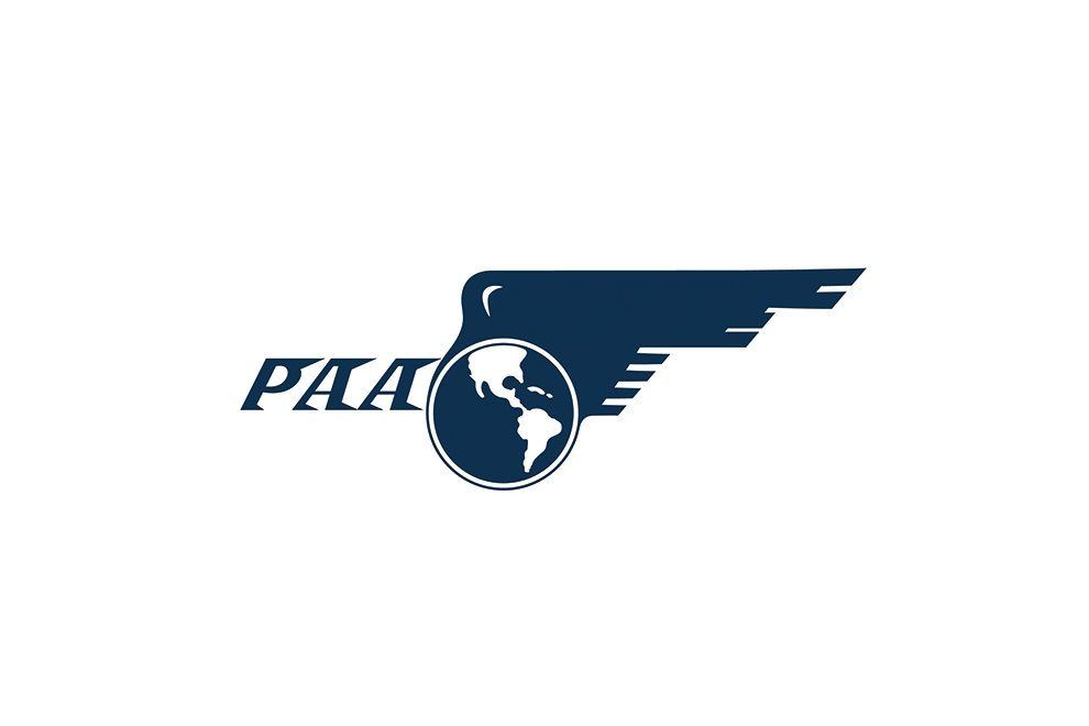 Pan Am logo from1929