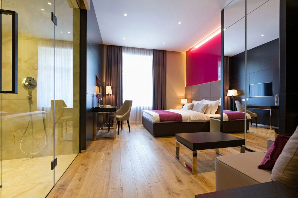 Best new hotel winners 2016 10best readers 39 choice travel for Best hotel awards