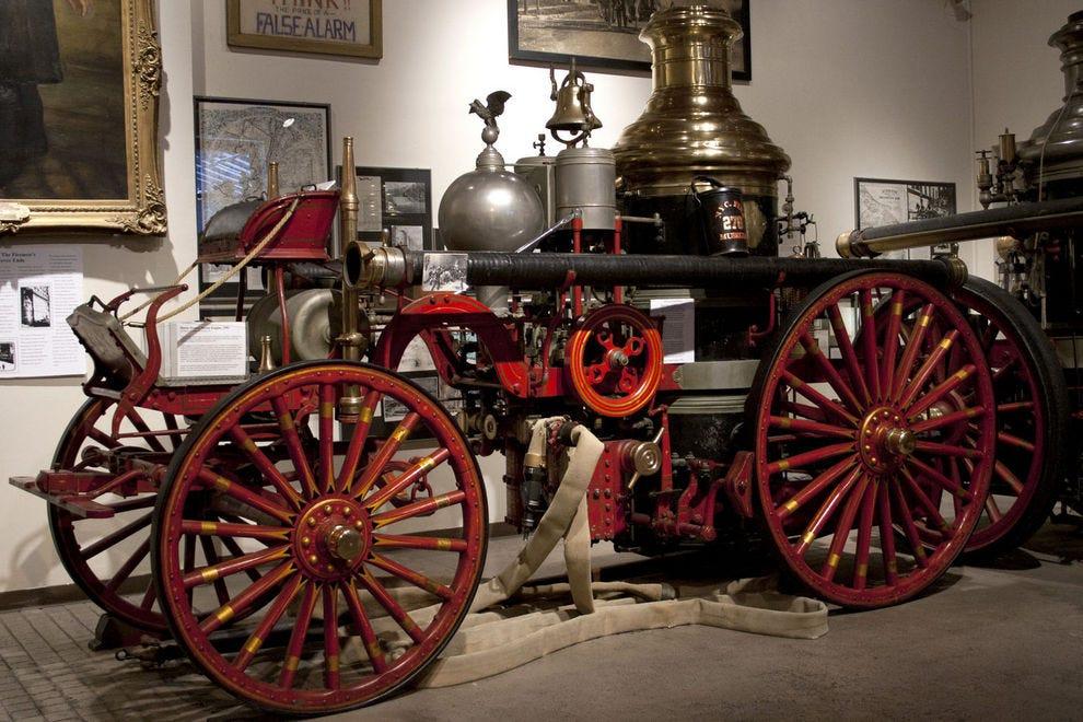 纽约市消防博物馆