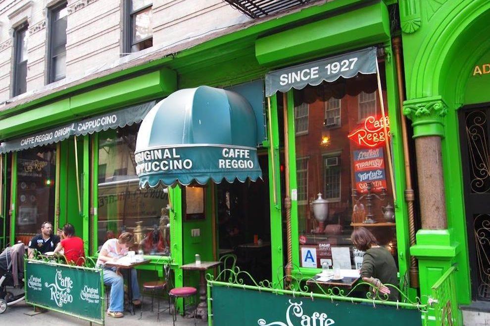 Caffe Reggio New York Restaurants Review 10best Experts