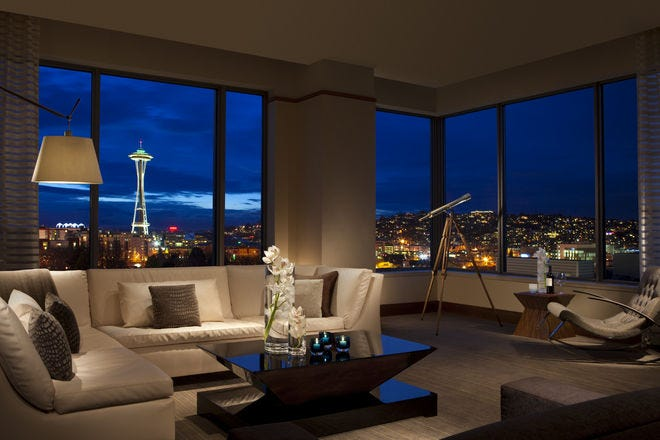 Hotels In Seattle >> 10 Most Romantic Hotels In Seattle Wa Usa Today 10best
