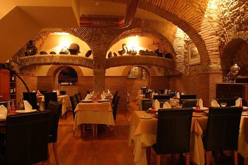Seafood Restaurant Lisbon Portugal