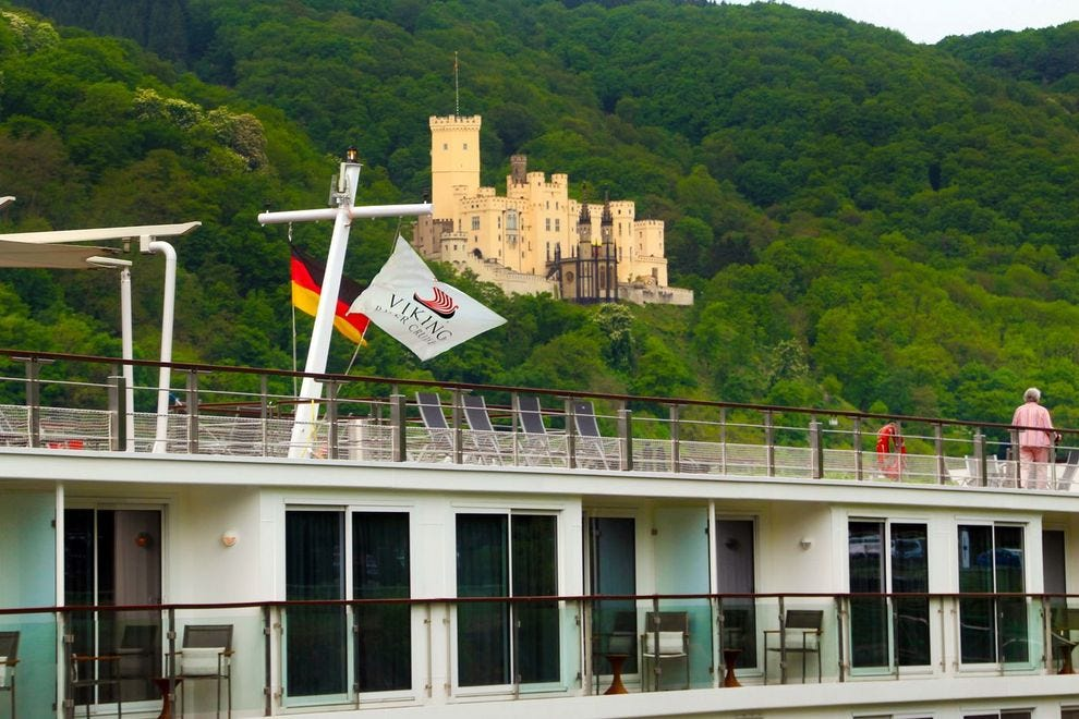 Scenic Adventure on the Middle Rhine